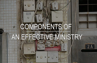 Video thumbnail: Components of an Effective Ministry