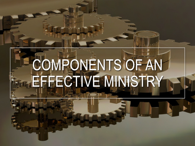 Thumbnail for Components Of An Effective Ministry Video