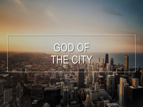 Thumbnail for God Of The City Video