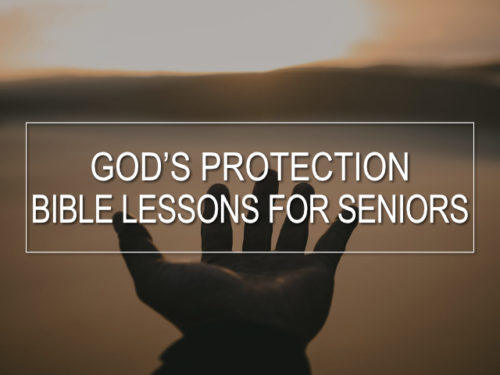 Thumbnail for God's Protection Video
