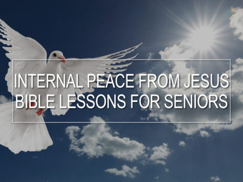 Thumbnail for Internal Peace From Jesus Video