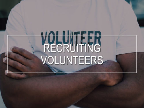Thumbnail for Recruiting Volunteers Video